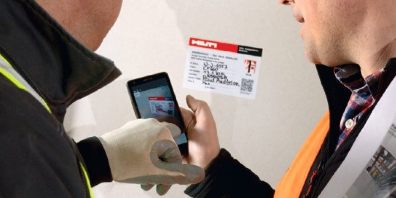 Hilti Firestop Documentation Manager