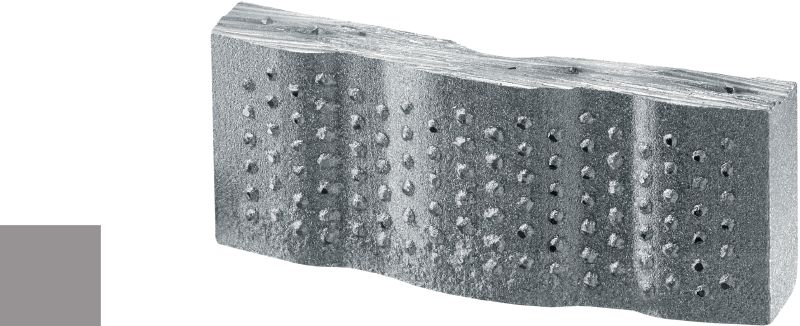 SPX/SP-H Ultimate diamond segments for coring with high-power tools (>2.5 kW) in all types of concrete