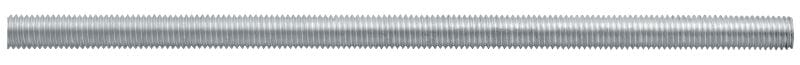 AM 8.8 Economical threaded rod for injectable hybrid/epoxy anchors (8.8 carbon steel)