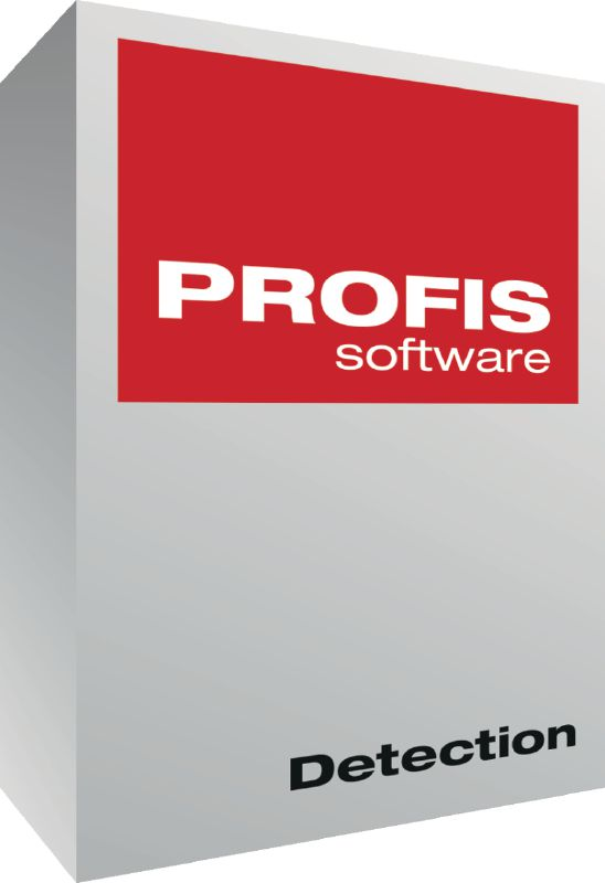 PROFIS Detection Office PC data processing software for Ferroscan and X-Scan detection systems
