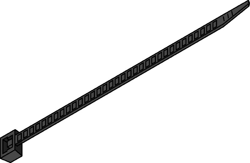 ECT-UVHB Cable tie for outdoor applications