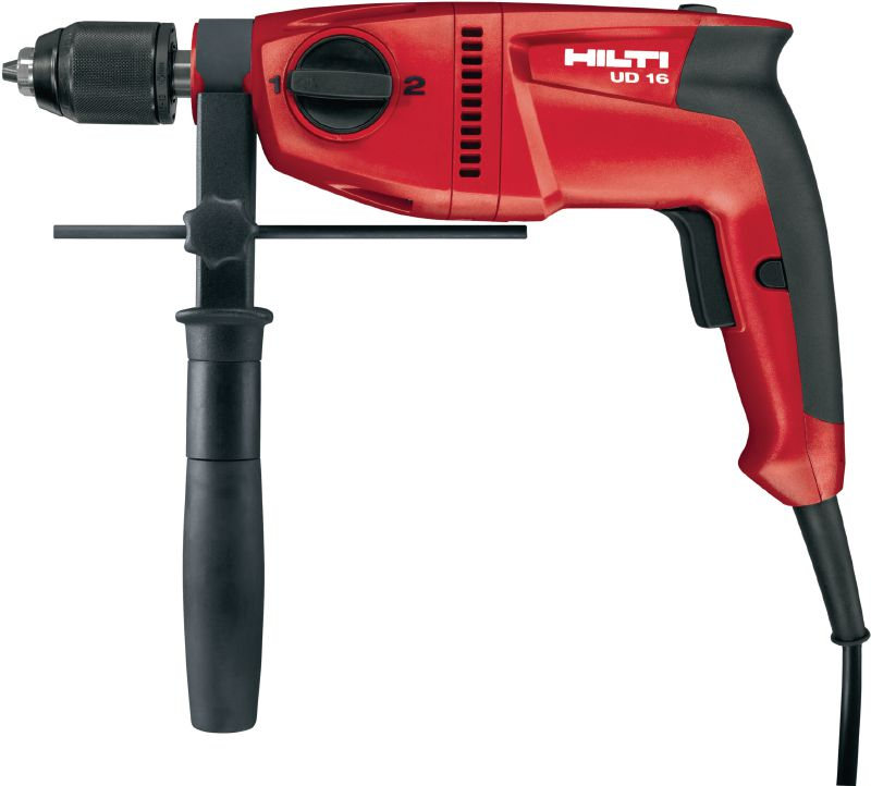 UD 16 Corded two-speed, high-torque drill driver for wood applications