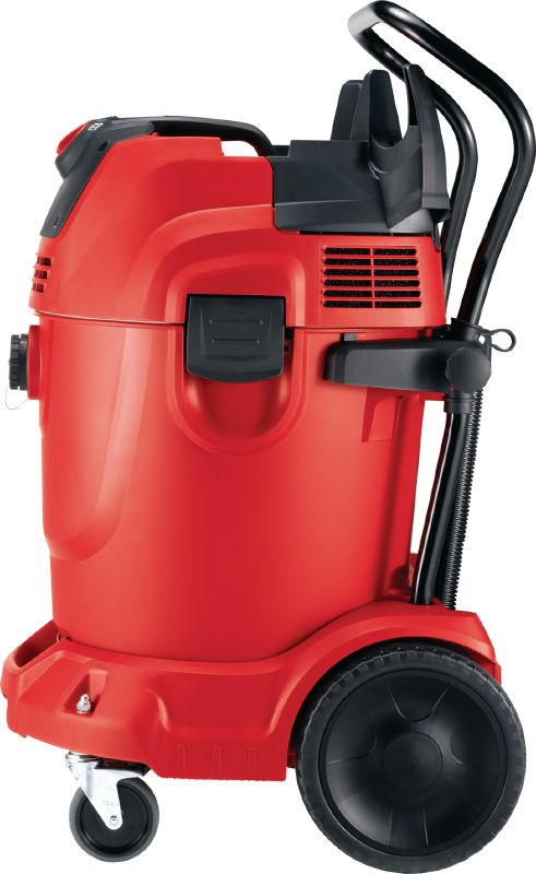 VC 60M-X High-suction construction vacuum Universal, powerful vacuum cleaner with the highest suction capacity for heavy dust applications - M class