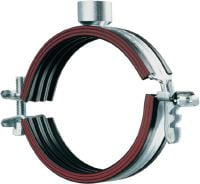 MPN-SI Pipe ring for maximum convenience