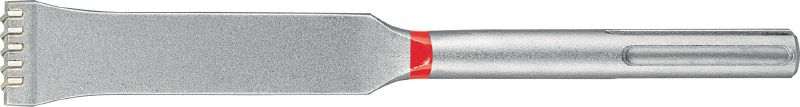 TE-Y FGM SDS Max (TE-Y) mortar chisel with carbide tips for surface work and layer removal