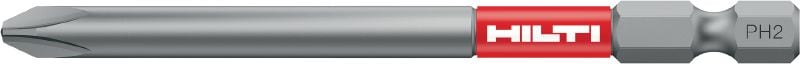 S-B (S) Screwdriver bit Standard-performance screwdriver bit for soft joint applications